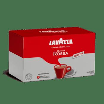 Cialde in Carta Ecologica: Lavazza Qualità Rossa