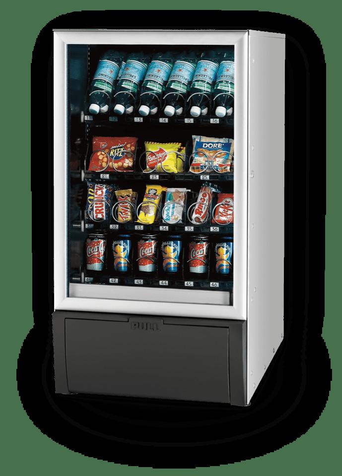 Mini Snakky Vending Machine Necta