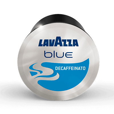 DECAFFEINATO ESPRESSO LAVAZZA BLUE