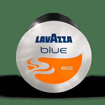 ESPRESSO RICCO 100 LAVAZZA BLUE