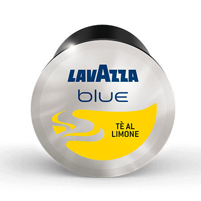THE AL LIMONE LAVAZZA BLUE