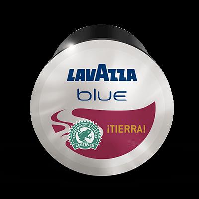 ¡TIERRA! 100 LAVAZZA BLUE