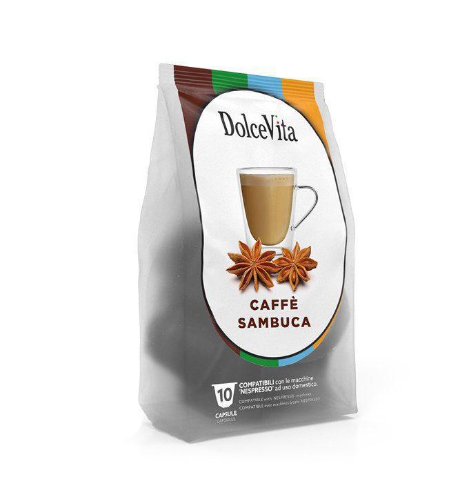 CAFFÈ ALLA SAMBUCA COMPATIBILI NESPRESSO®