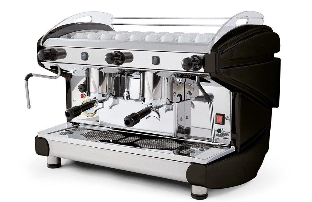 MACCHINA DA CAFFE' IN GRANI 2 GRUPPI – LIRA