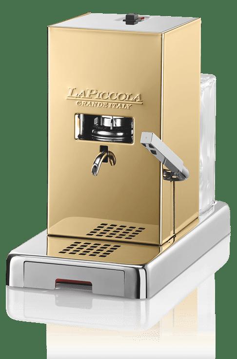 MACCHINA DA CAFFE' A CIALDE – LA PICCOLA / GOLD