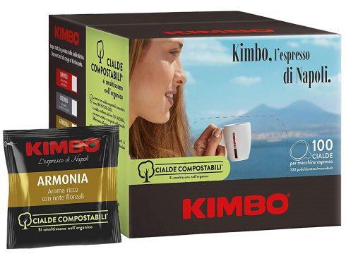 KIMBO CIALDA FILTROCARTA 44MM ESE CAFFÈ ARMONIA