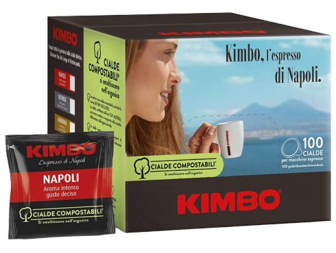 KIMBO CIALDA FILTROCARTA 44MM ESE CAFFÈ NAPOLI