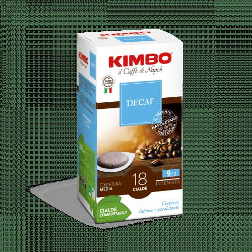 KIMBO CIALDA FILTROCARTA 44MM ESE CAFFÈ DECAFFEINATO